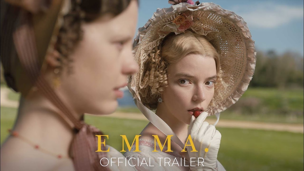 Emma Movie Official Website Trailers and Release Dates Focus 1280x720