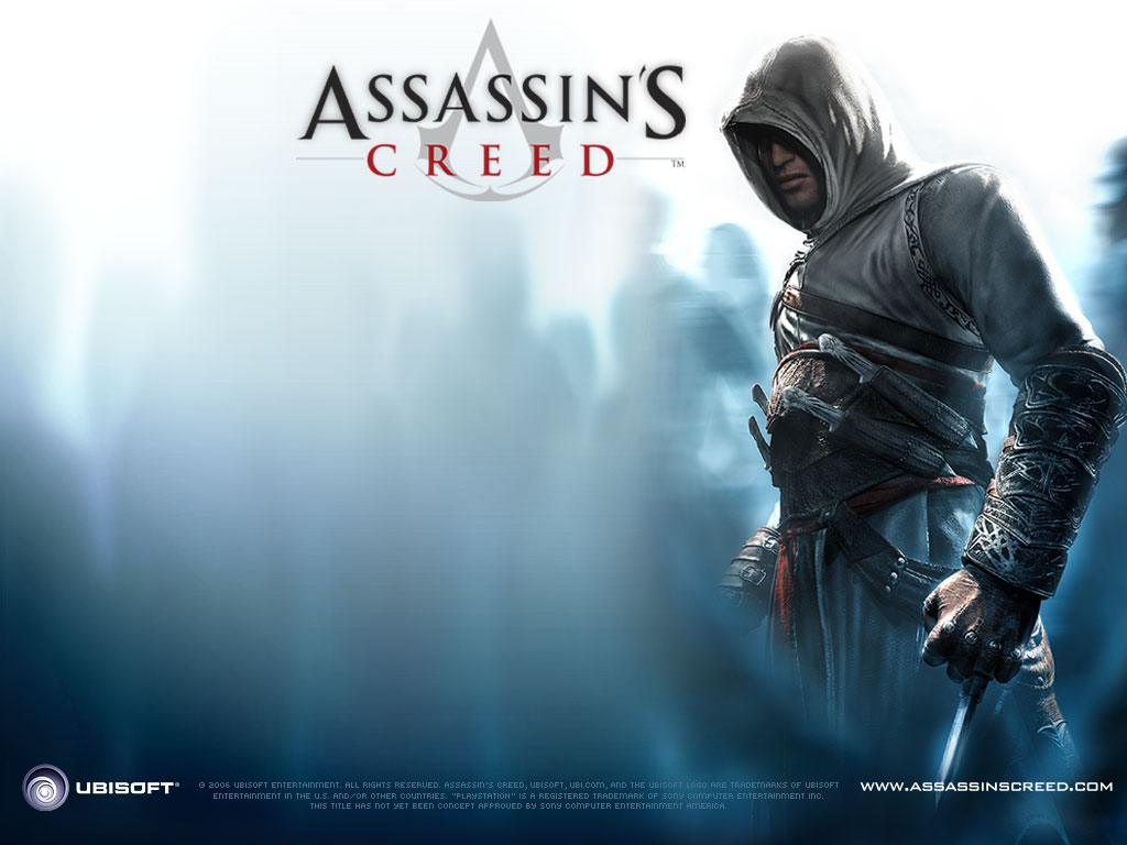 Assassins Creed Wallpaper   Assassins Creed Brotherhood 1024x768