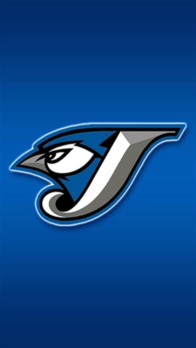 Toronto Blue Jays LOGO iPhone Wallpapers iPhone 5s4s3G 640x1136