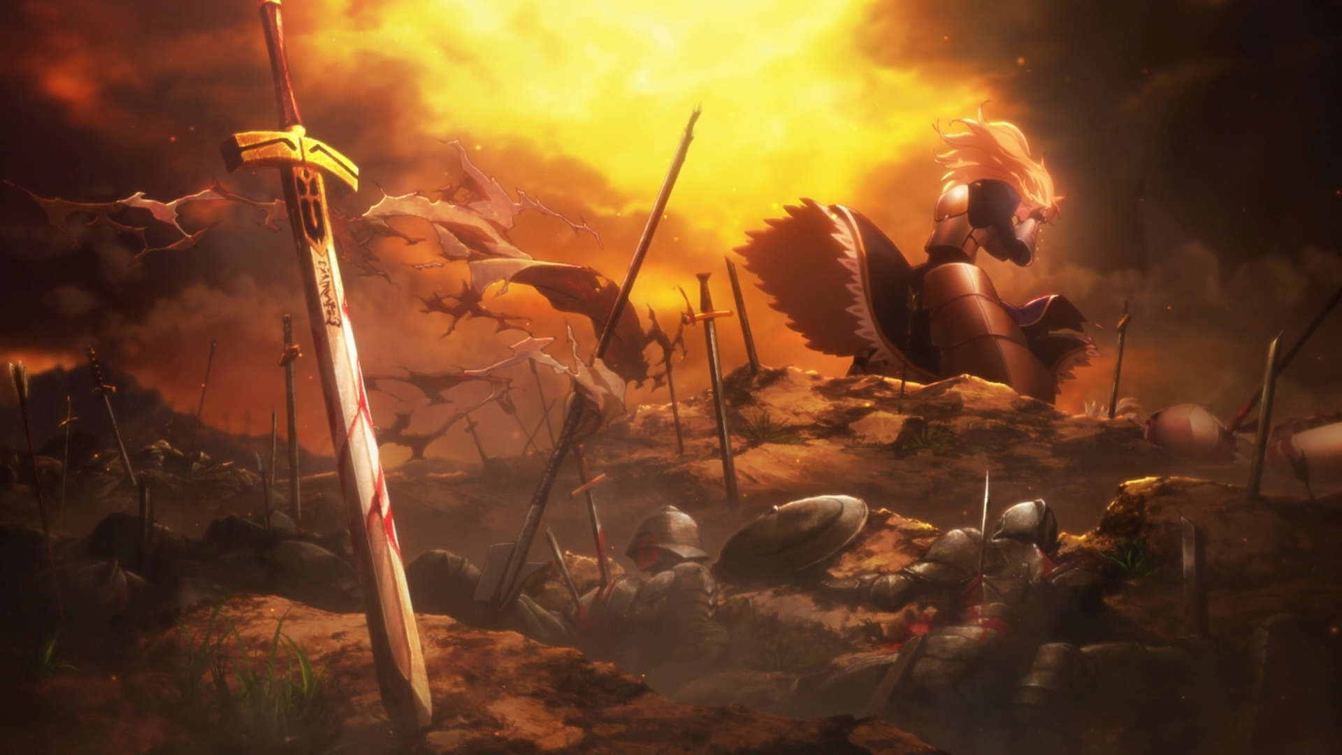 HorribleSubs] Fate Stay Night   Unlimited Blade Works   13 [1080p 1920x1080