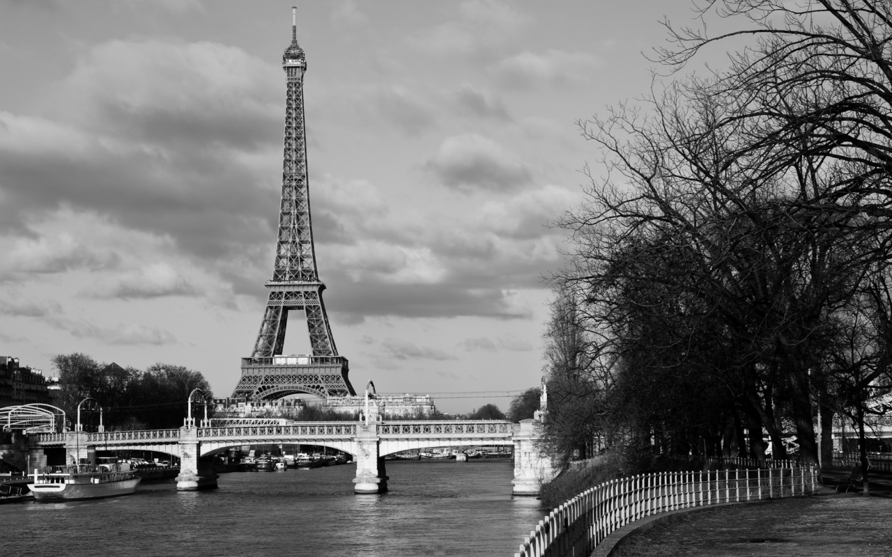 Black and white paris wallpaper hd wallpapers pretty