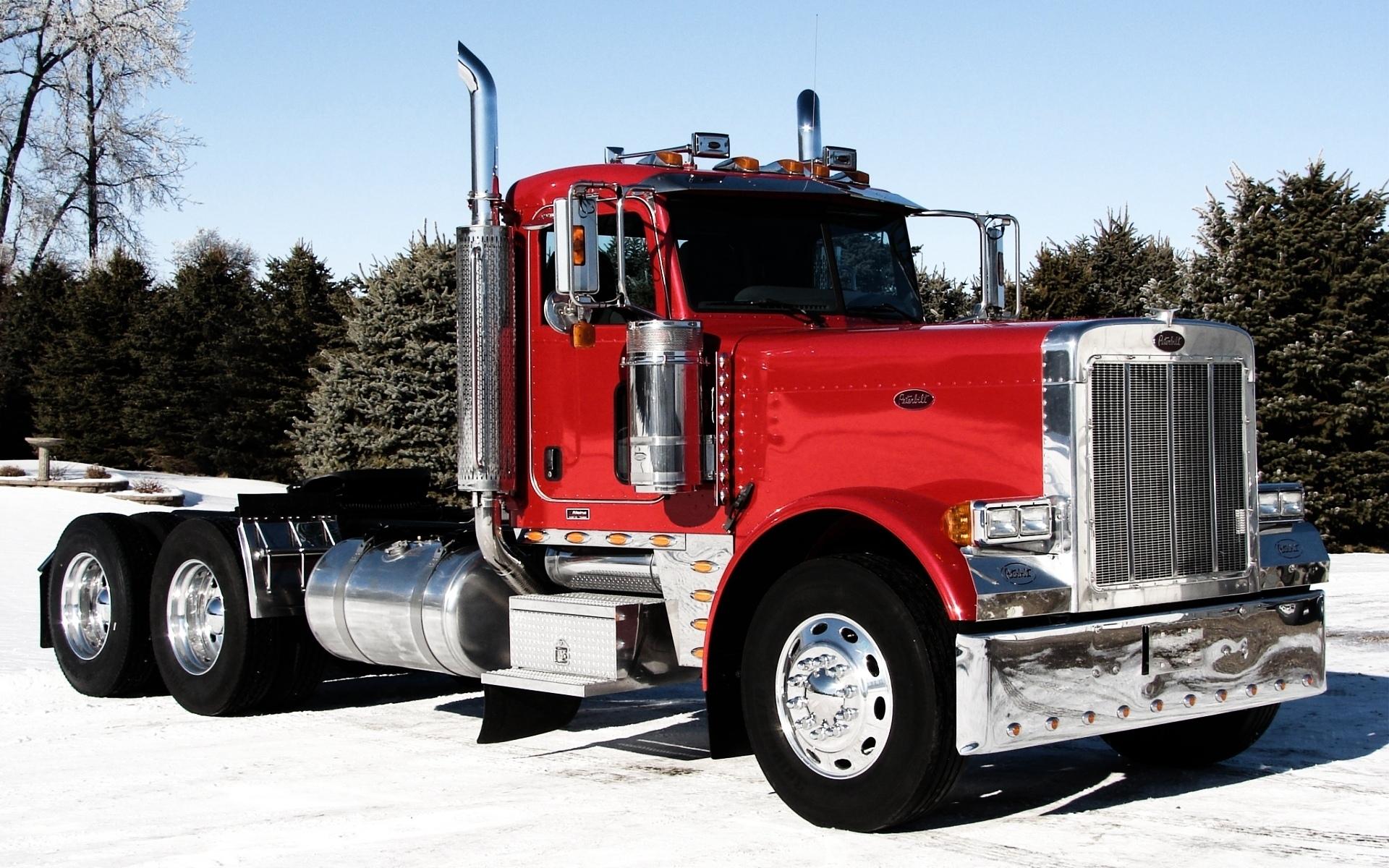 Peterbilt 379 truck truck tractor wallpaper 1920x1200 76617 1920x1200