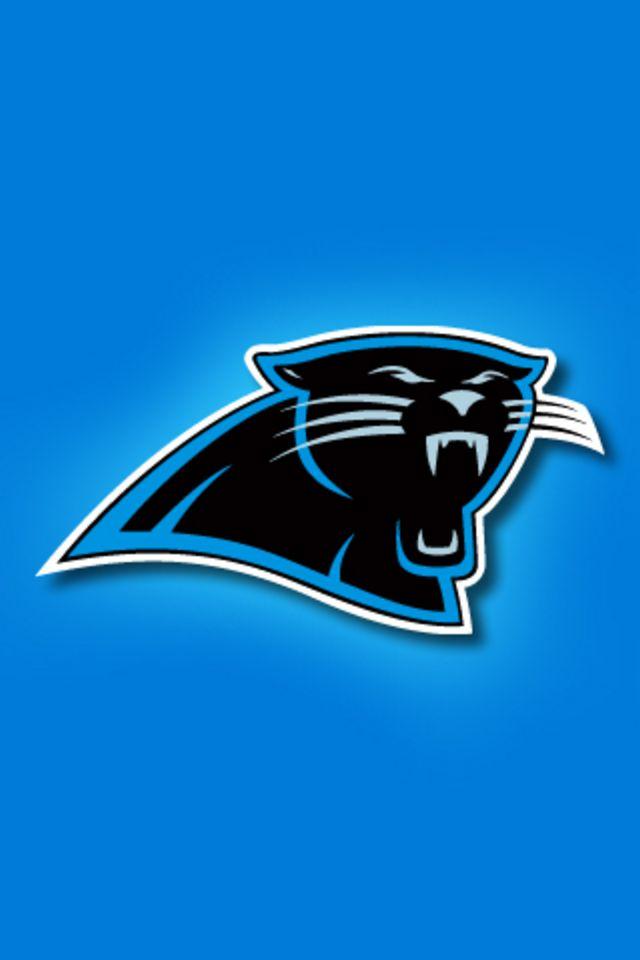 Carolina Panthers iPhone Wallpaper HD 640x960