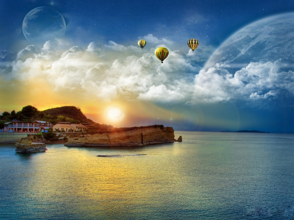 Best beach wallpapers backgrounds 1024x768