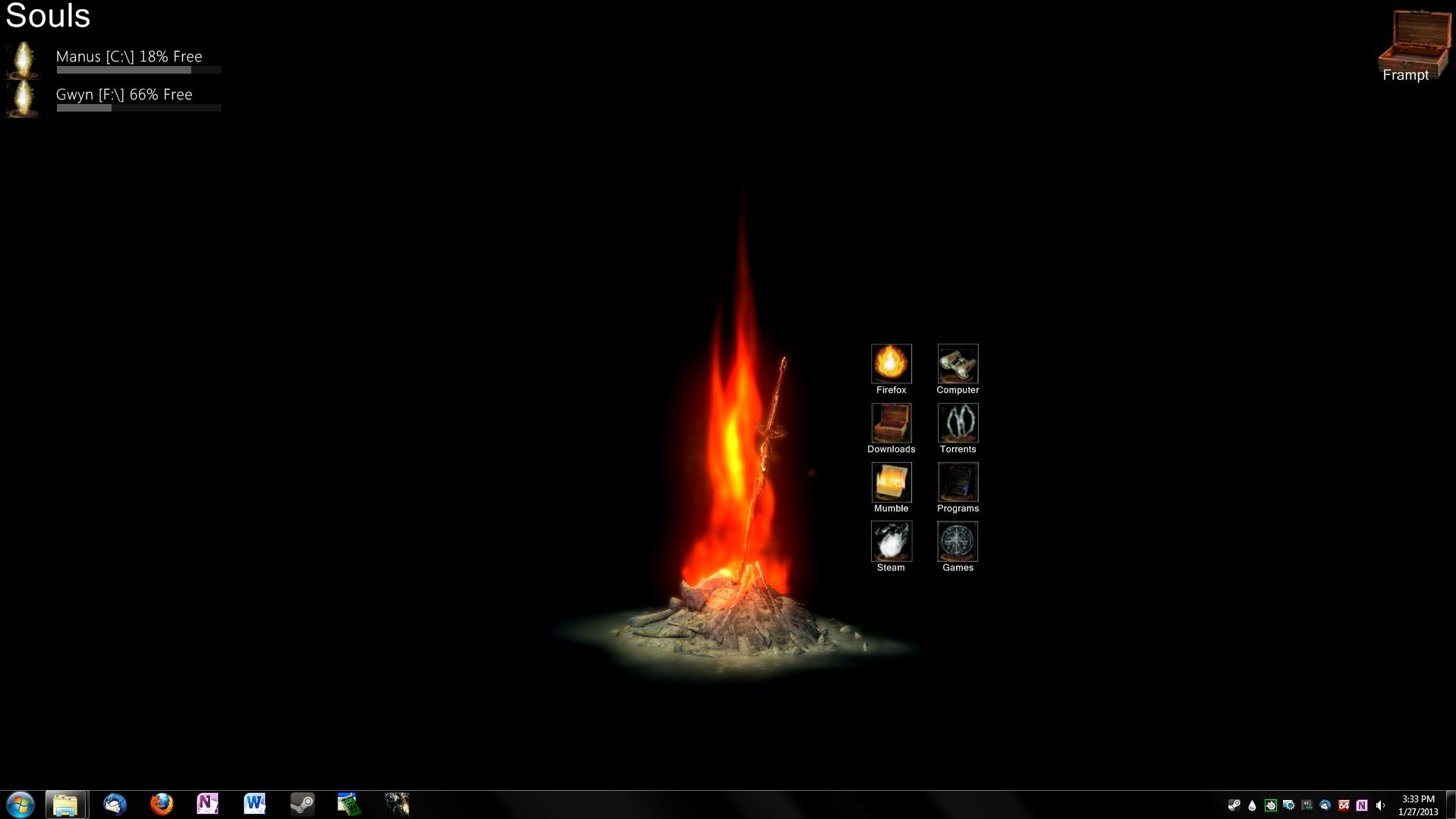 Free Download Just Made A New Darksouls Desktop Using