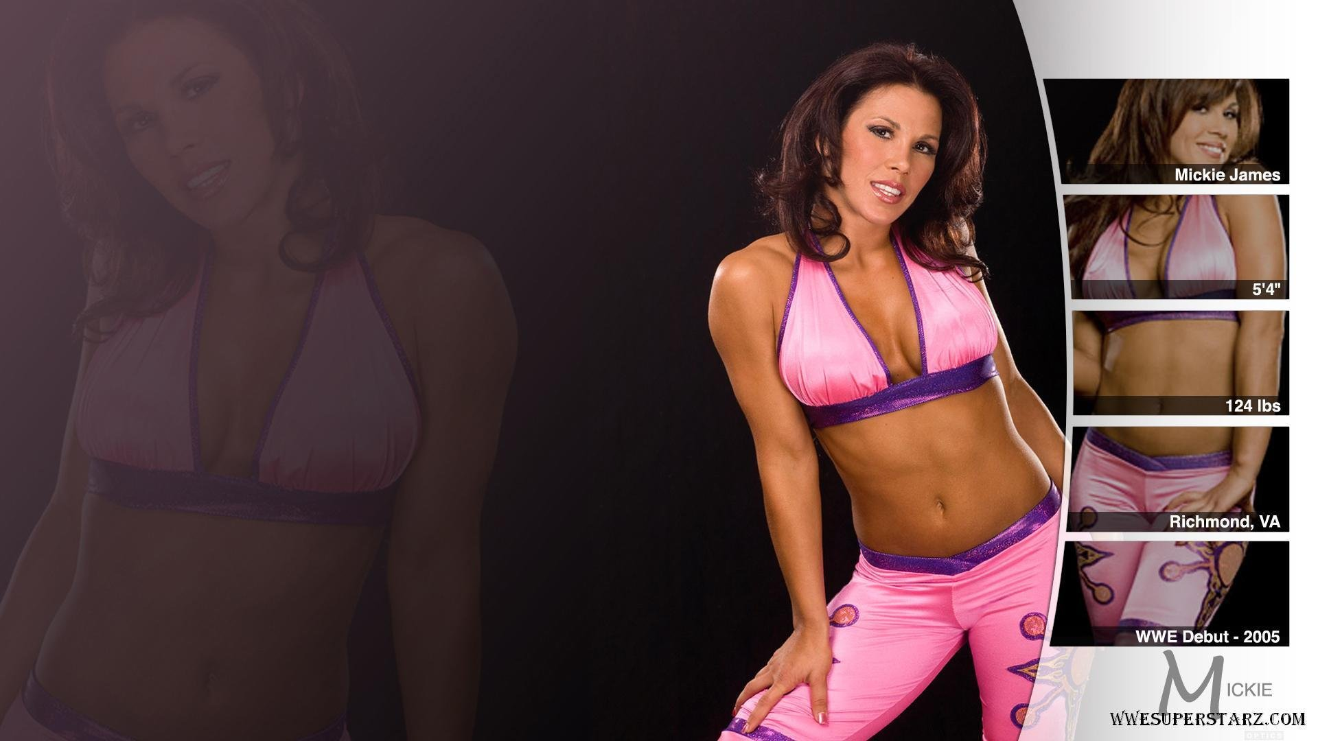 Mickie James Wallpaper Mickie James Wallpaper 1920x1080