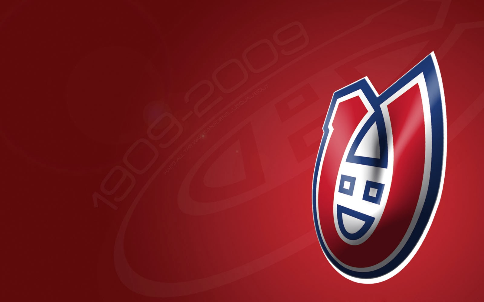 wallpapers Montreal Canadiens Wallpapers 1600x1000