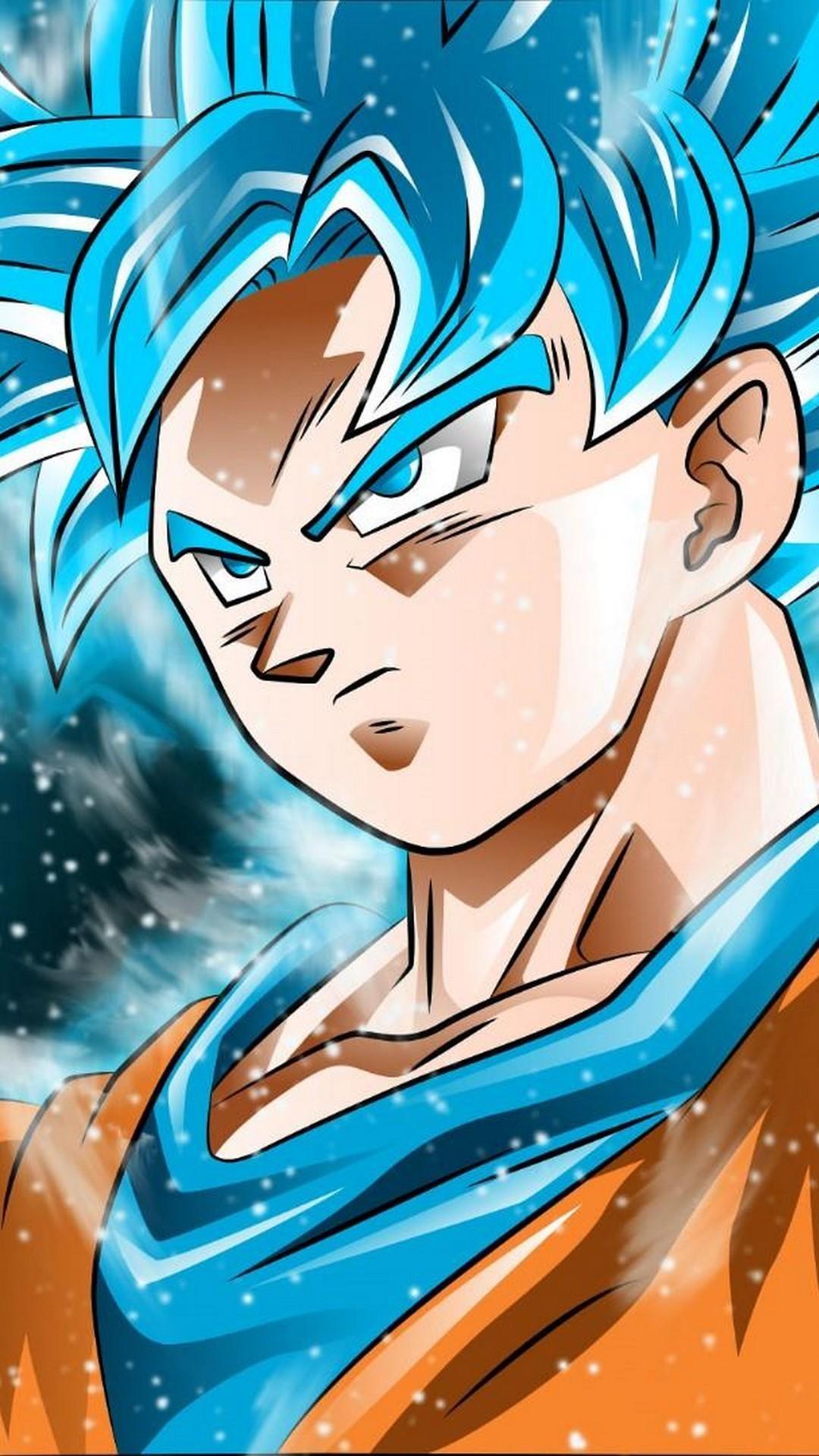Free Download Iphone 8 Wallpaper Goku Ssj Blue 2019 3d Iphone