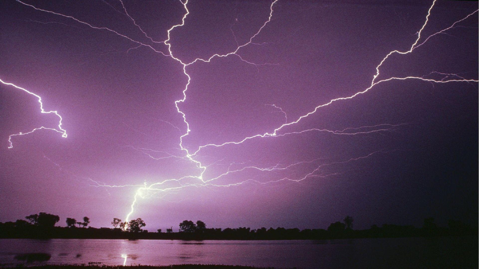 Thunderstorm Desktop Wallpapers - Wallpaper Cave
