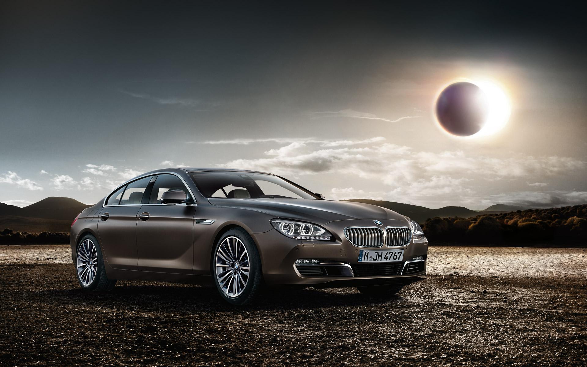 2013 BMW 6 Series Gran Coupe Wallpaper HD Car Wallpapers 1920x1200