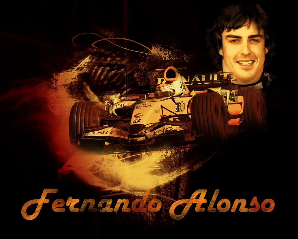 Fernando Alonso Wallpaper   Fernando Alonso Photo 1024x822