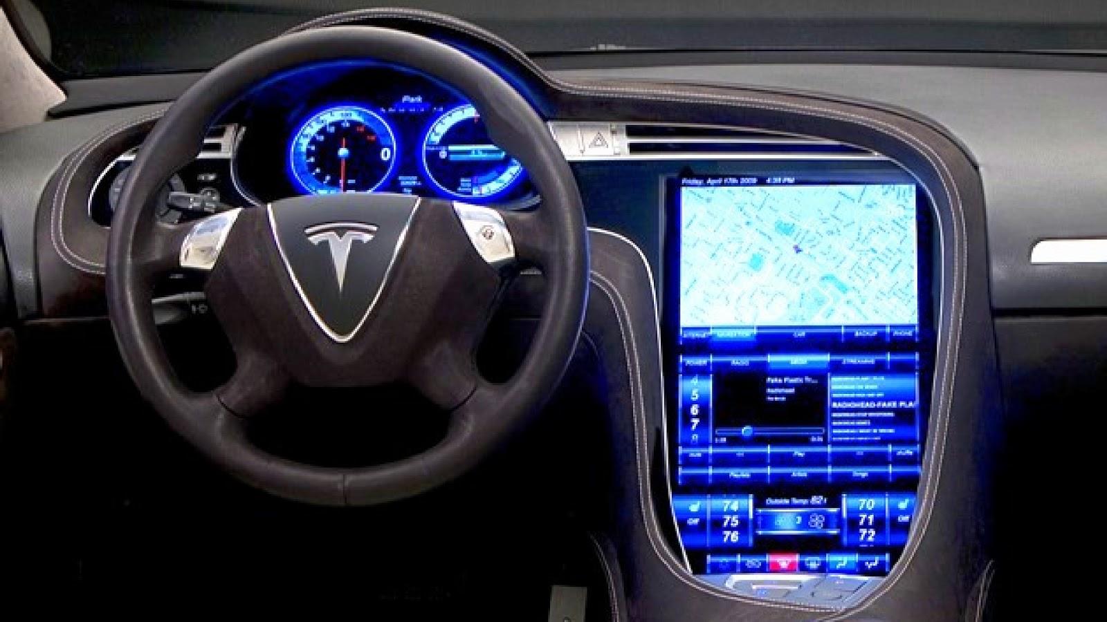 HD WALLPAPER Tesla Model S HD wallpaper 1600x900