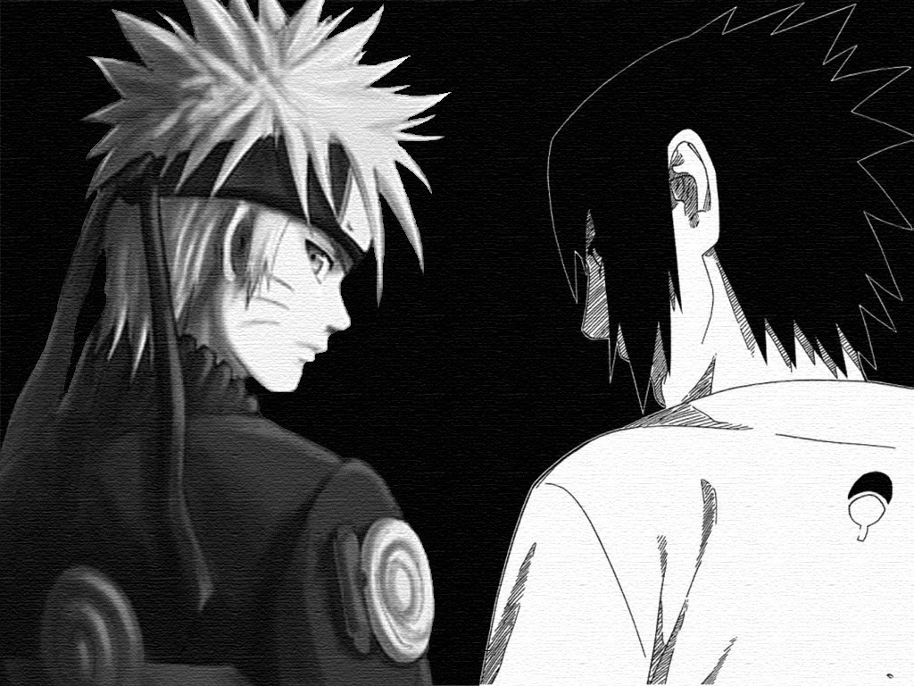 Naruto Shippuuden images Naruto and Sasuke HD wallpaper ...