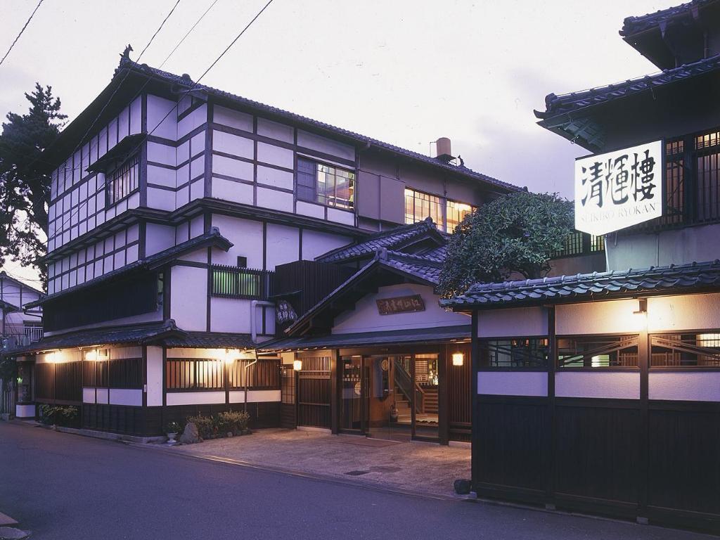 Book Seikiro Ryokan Historical Museum Hotel in Miyazu Japan 1024x768