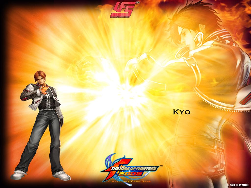 Kyo Kusanagi page 2 1024x768