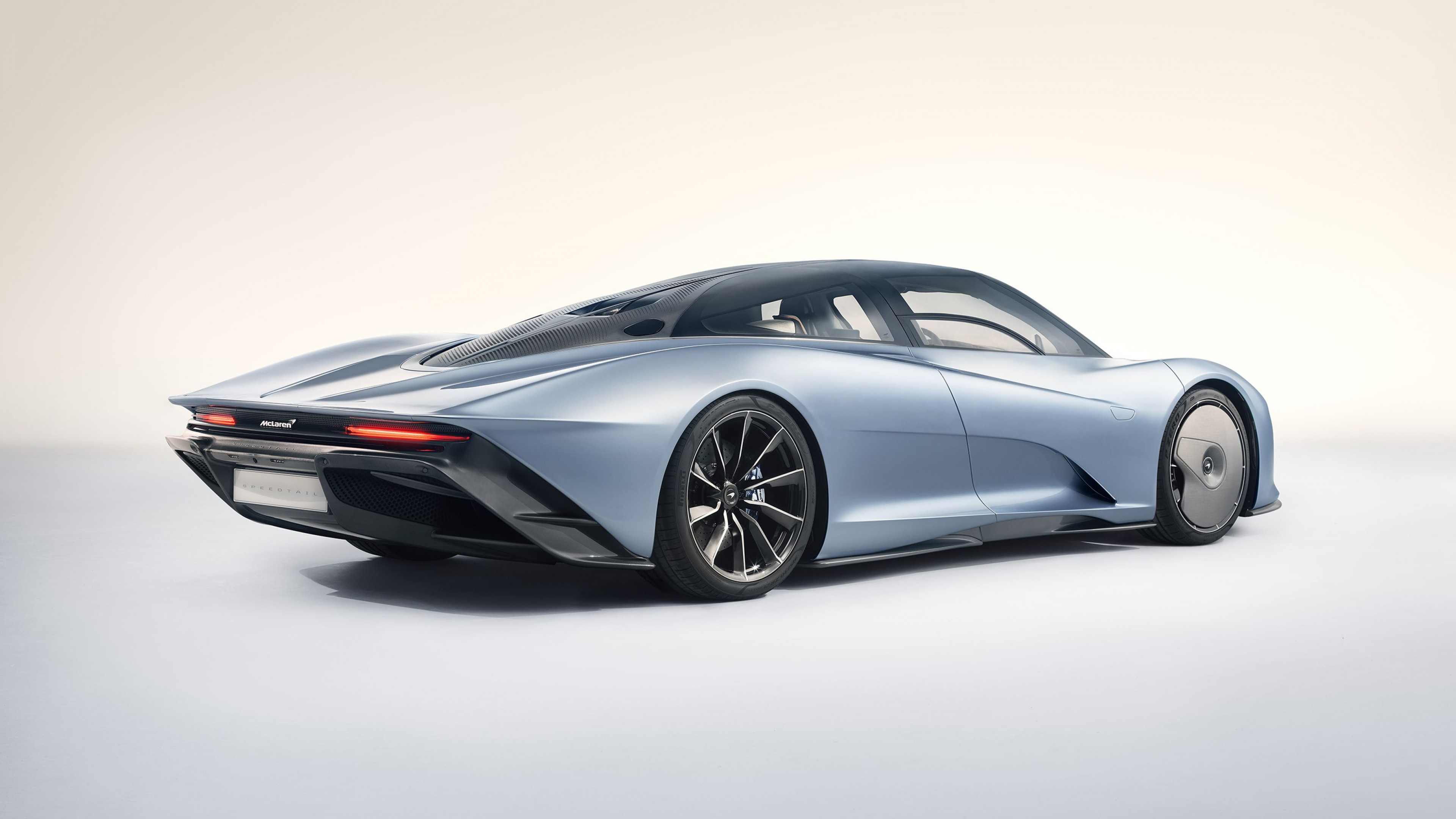 Wallpaper McLaren Speedtail supercar electric cars 4K Cars 3840x2160