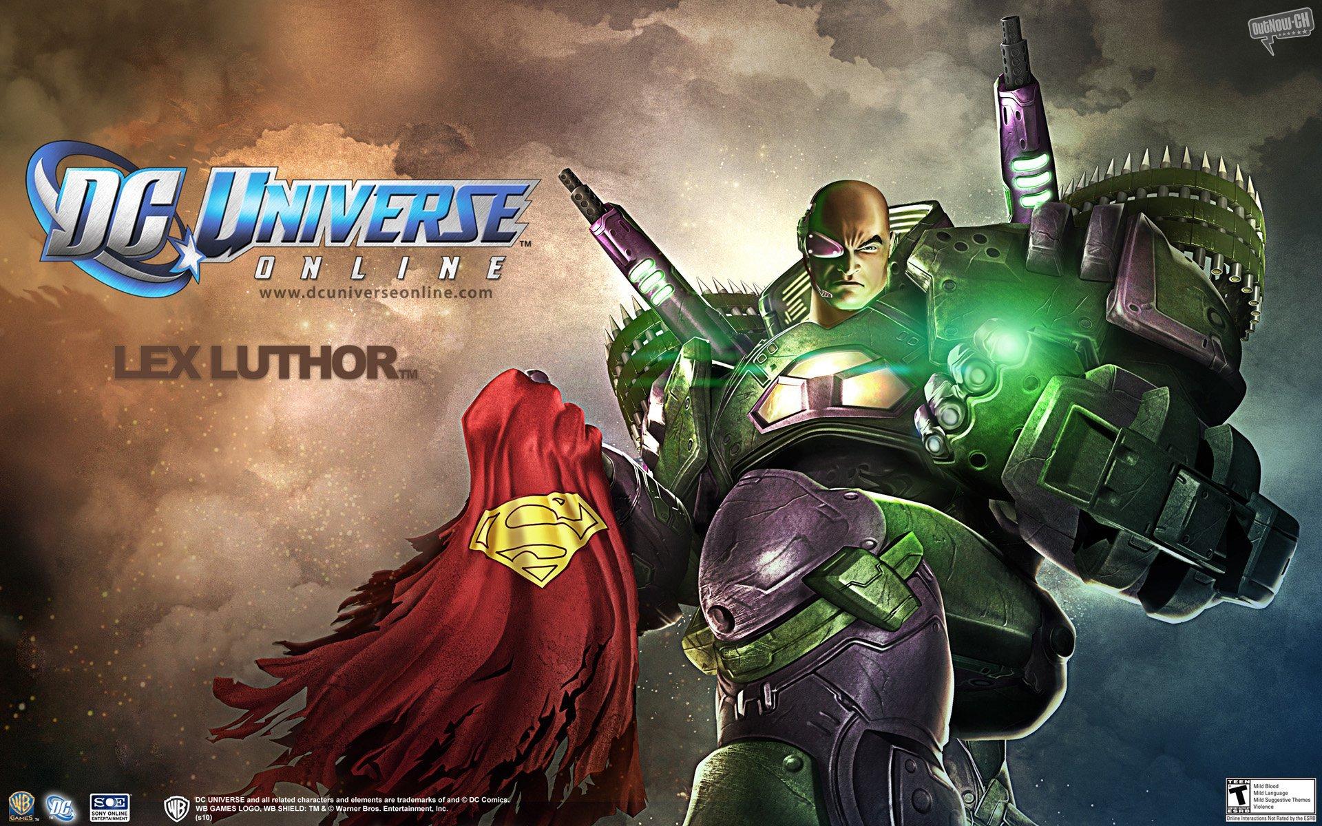 DC Universe Online Hintergrundbilder DC Universe Online frei fotos 1920x1200