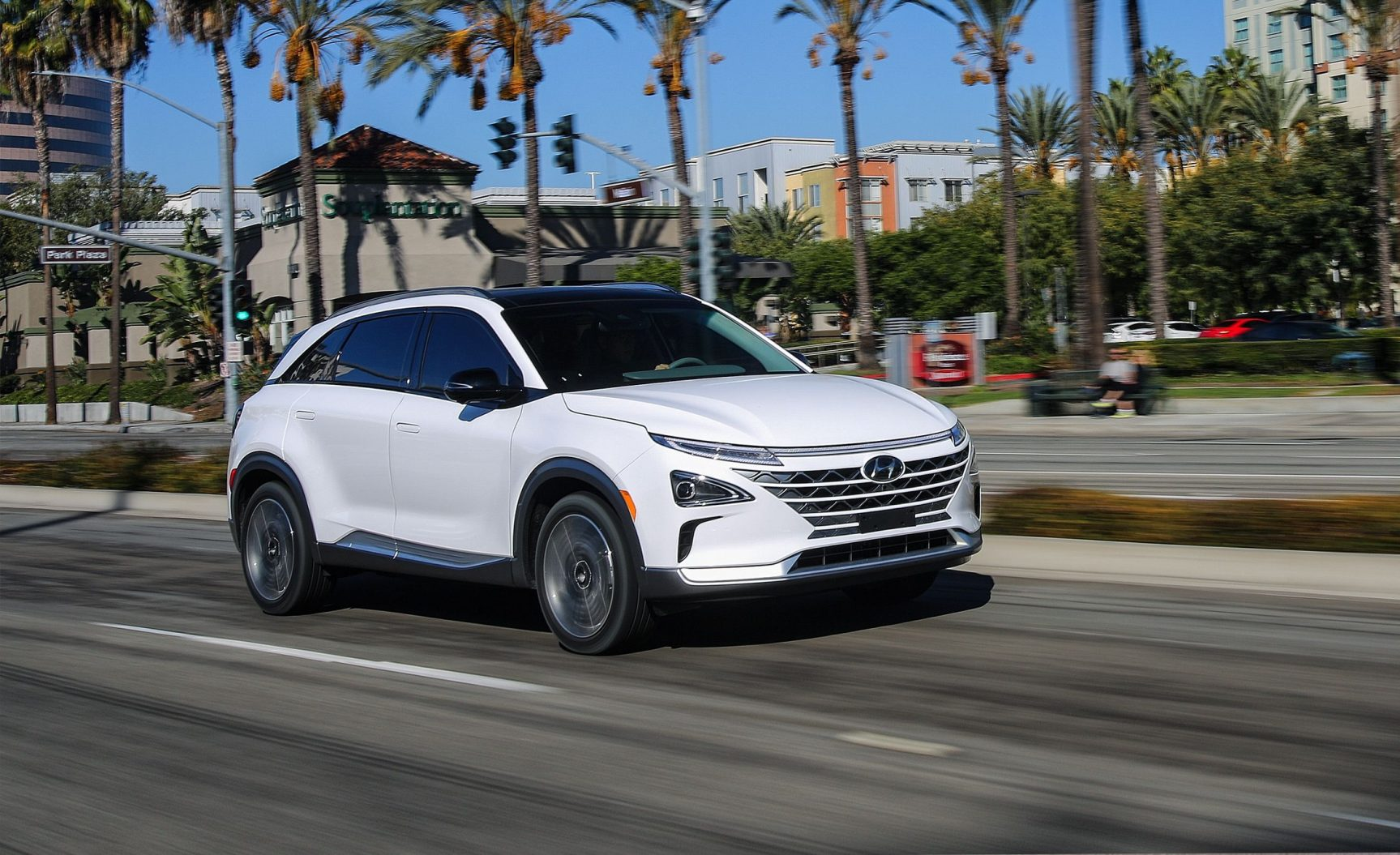 New 2019 Hyundai Nexo Front Images Best Car Magazine 1727x1055