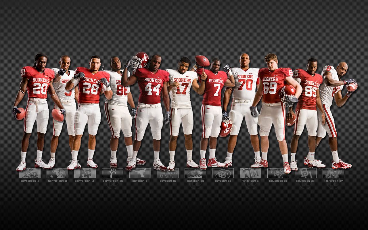 Oklahoma Sooners Wallpaper Oklahoma wallpapers   oklahoma 1280x800
