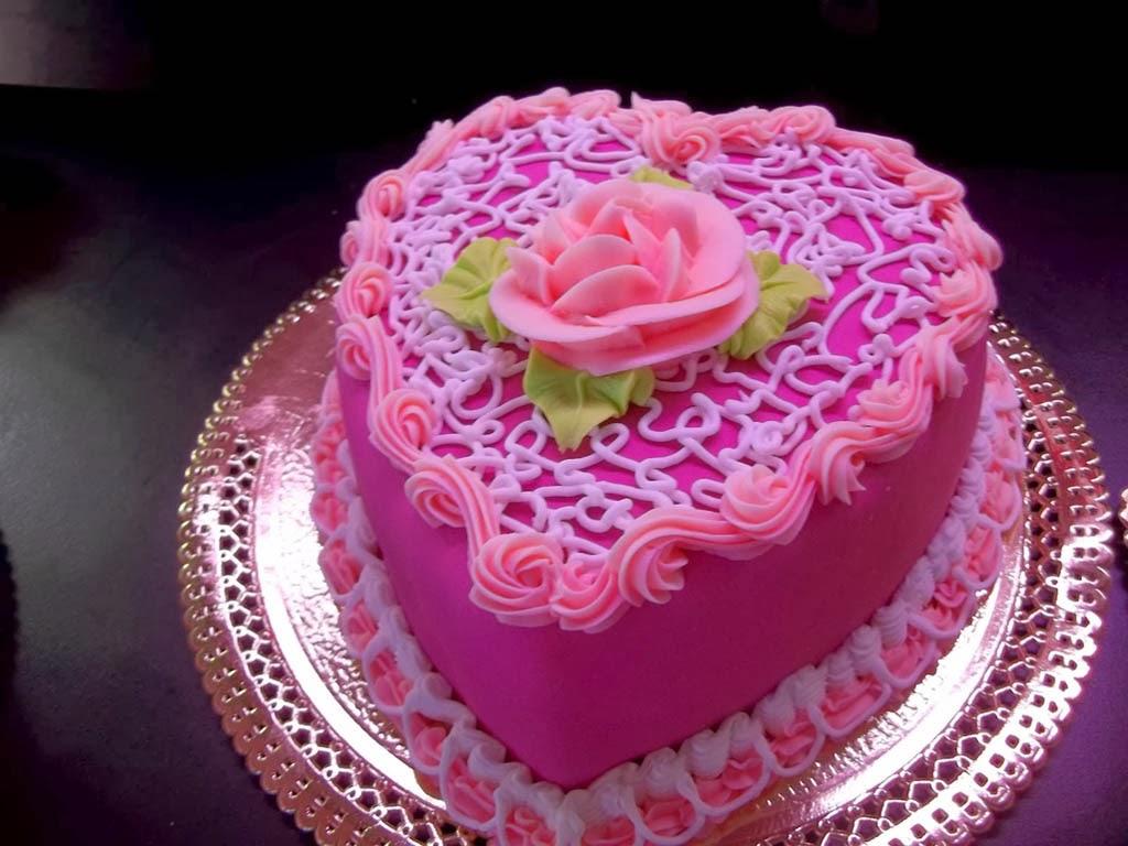 Hd Images Of Heart Cake : Heart Shape Wallpaper - WallpaperSafari