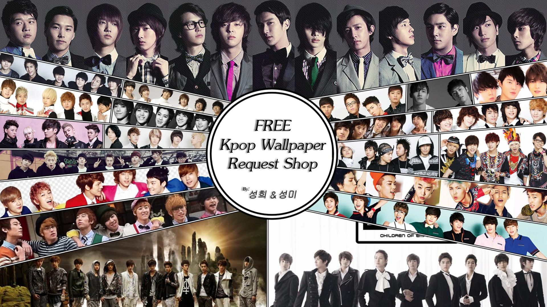 K pop   kpop 4ever Wallpaper 33571587 1920x1080