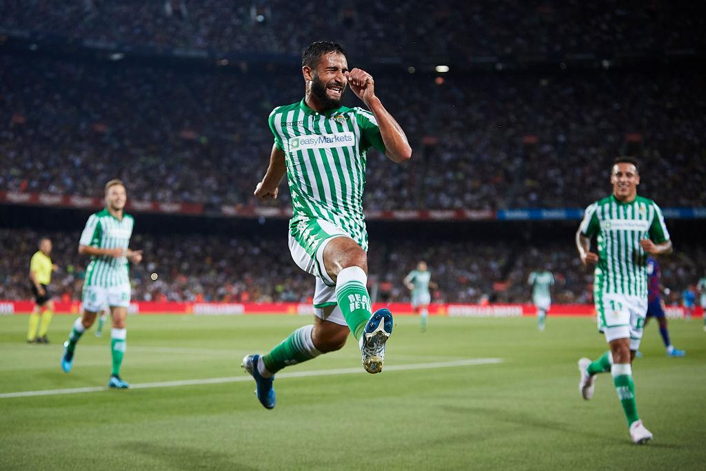 Nabil Fekir is enjoying life at Betis but Liverpool dont miss him 1024x683