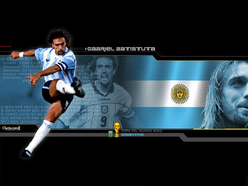 Tom wallpapers de jugadores Argentinos [alguno te llevas 800x600