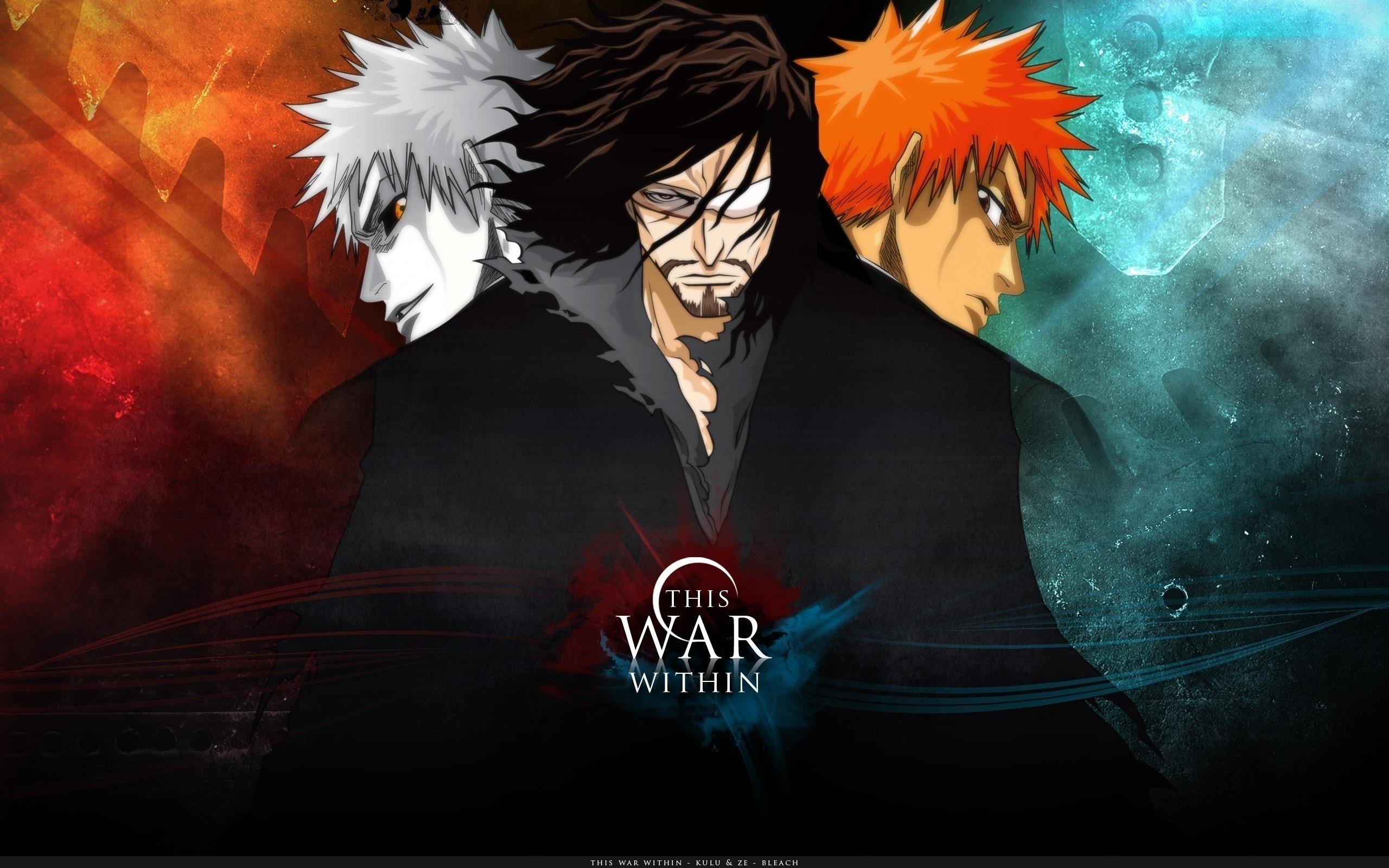 The War Within   Hollow Ichigo Wallpaper 20094737 2560x1600