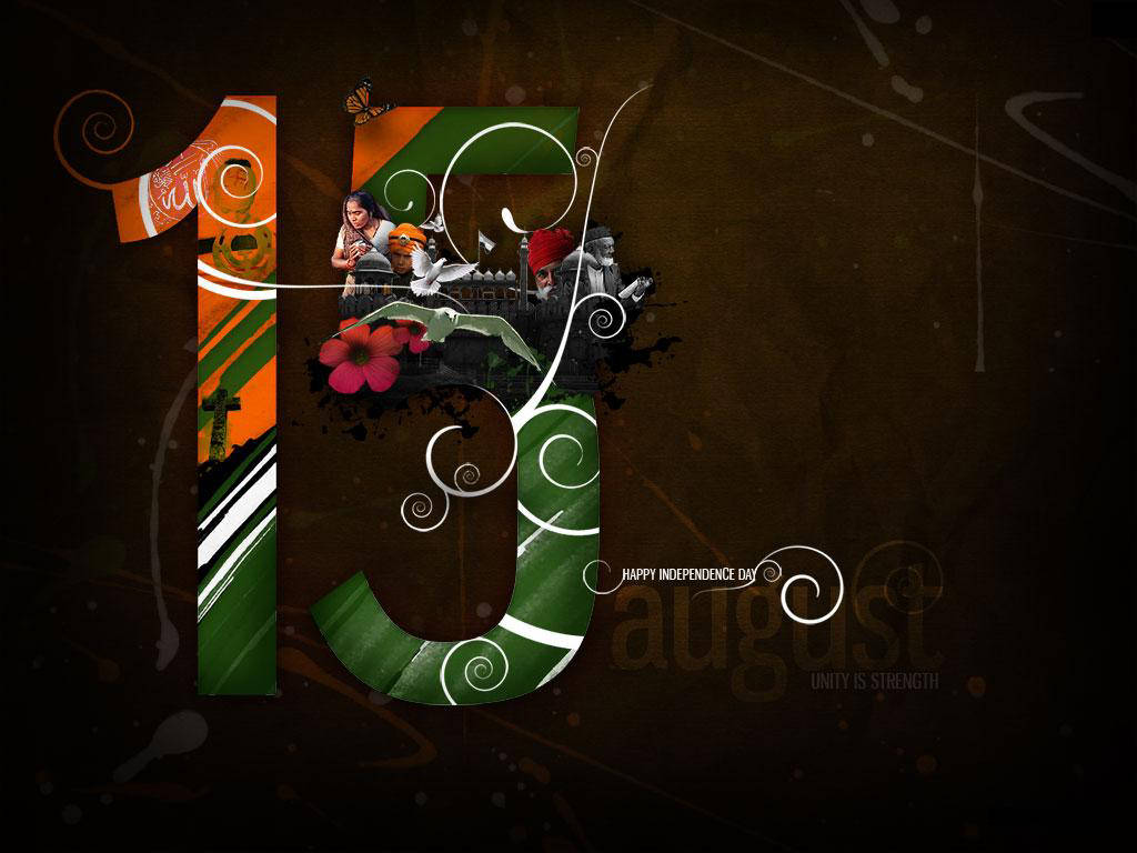Independence Day India 15 August Wallpapers   XciteFunnet 1024x768