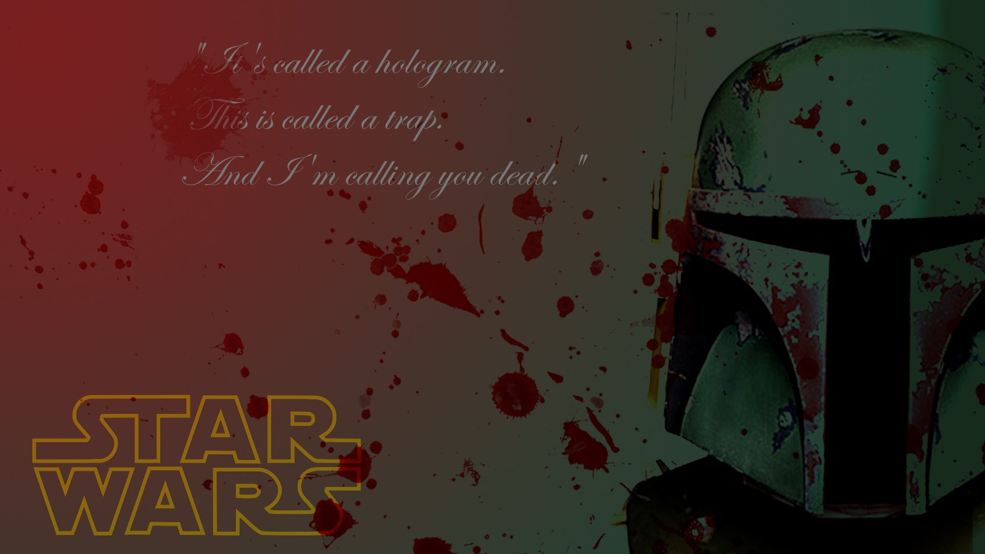Samurai Boba Fett Wallpaper Boba fett wallpaper hd by 1920x1080