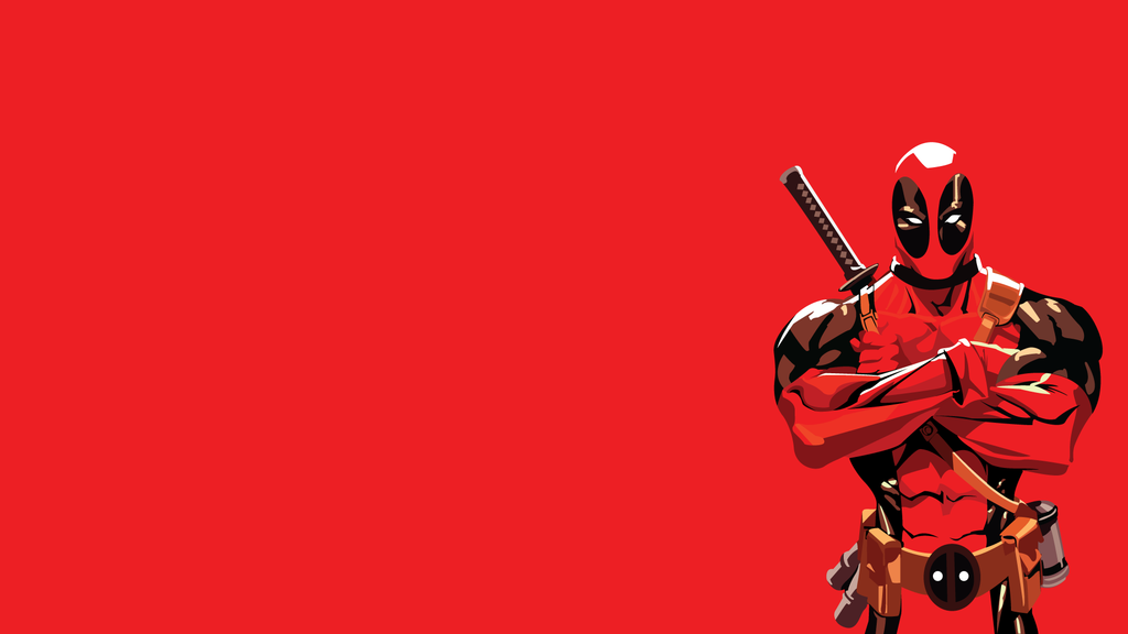Deadpool Wallpaper by Dazztok 1024x576