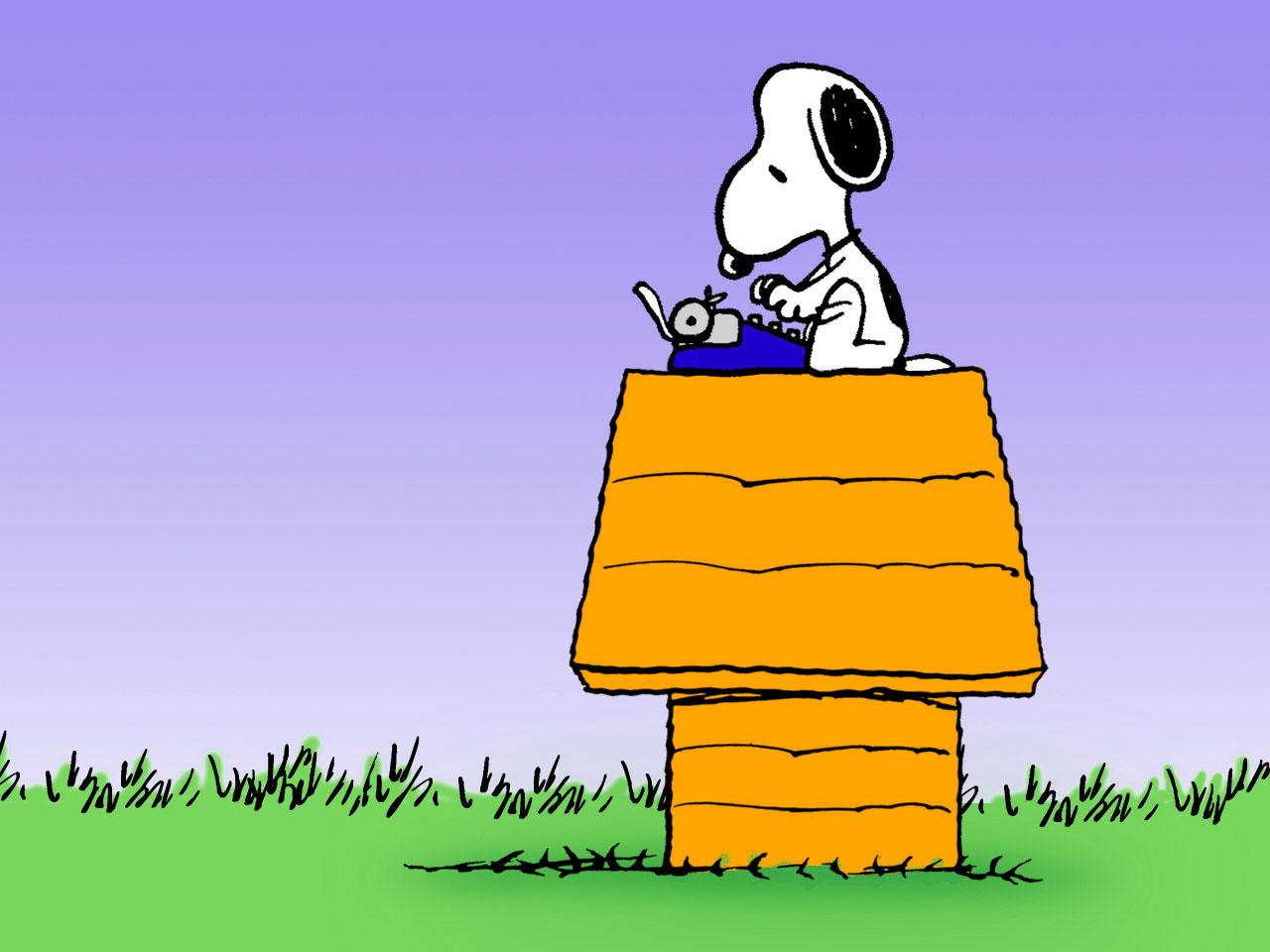 snoopy peanuts comic strip a9G 1280x960