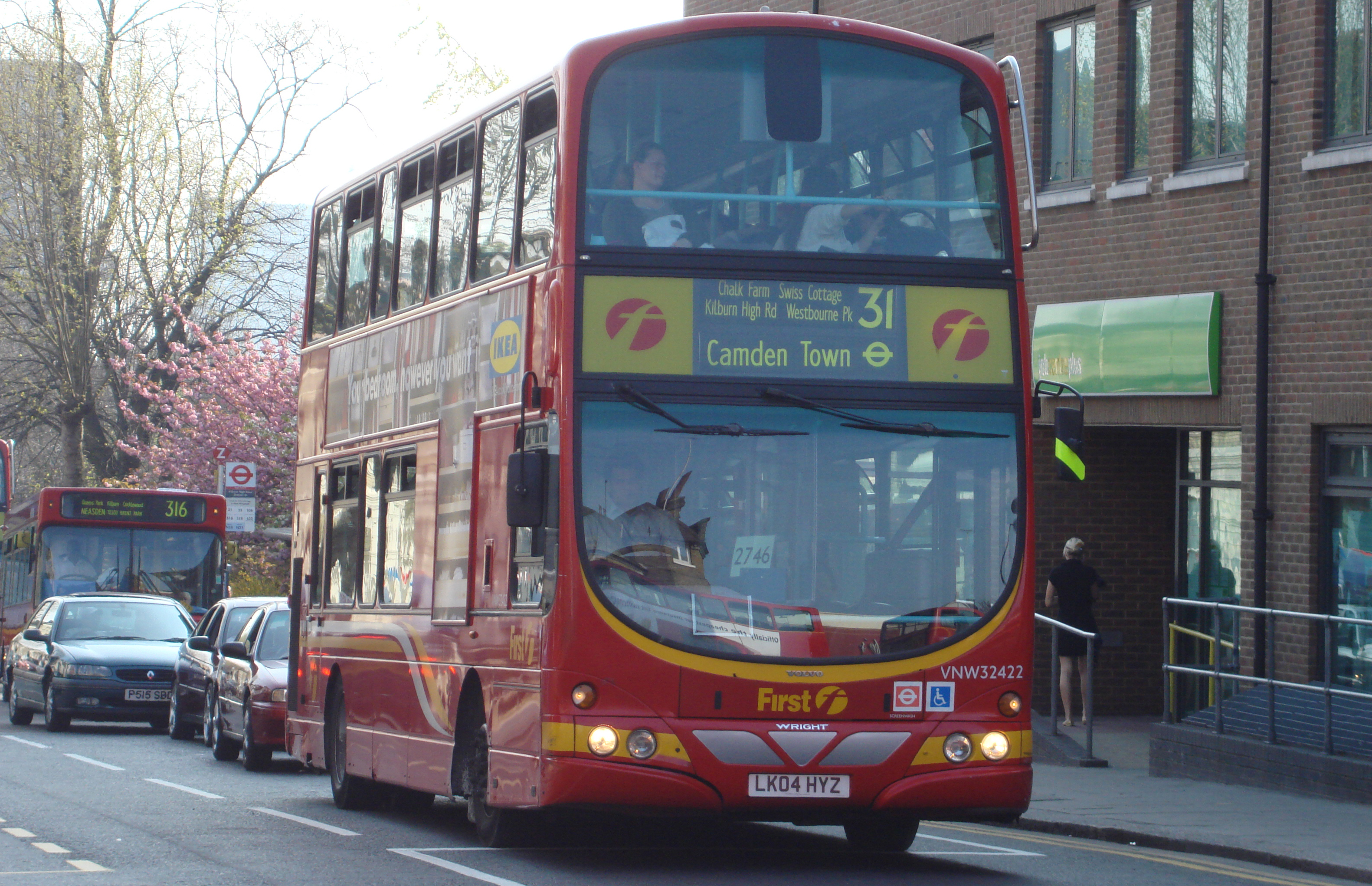 bus wallpaper and picture london bus 3163x2042