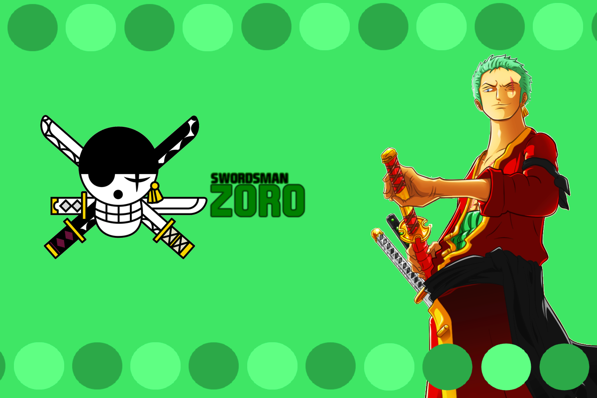 Free Download One Piece New World Zoro Wallpapers 10624 Hd