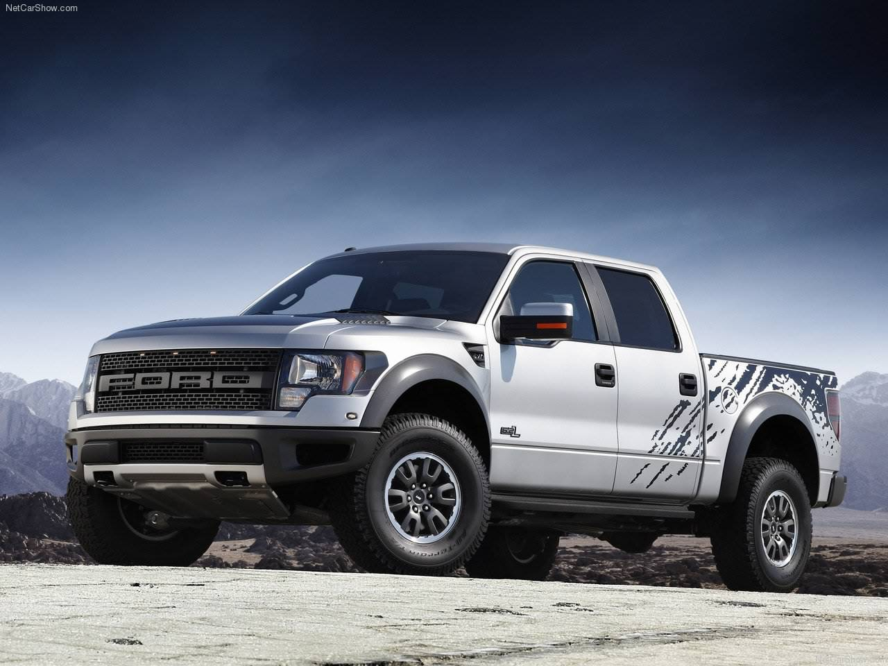 Ford F 150 SVT Raptor SuperCrew 2011 1280x960 wallpaper 01 The 1280x960