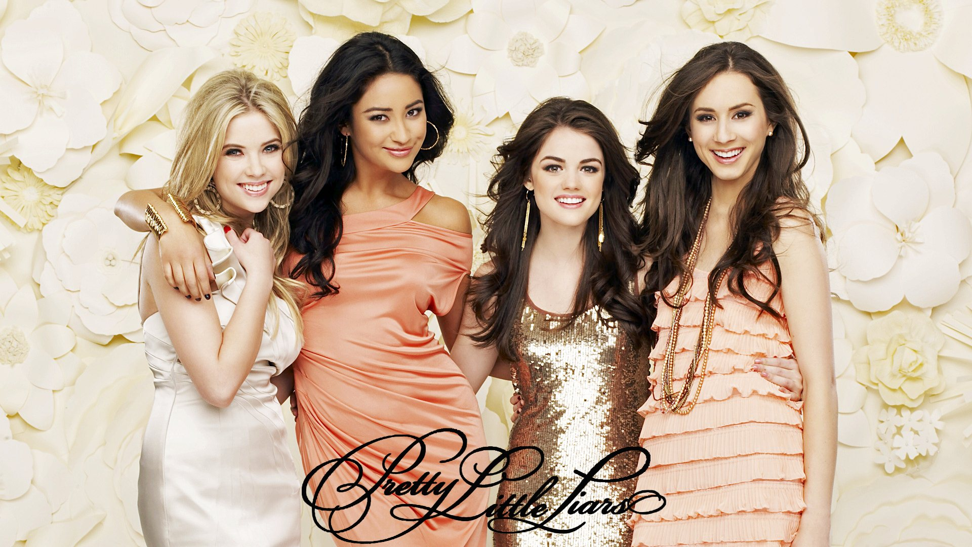 HD Pretty Little Liars PC Background Background Machine 1920x1080