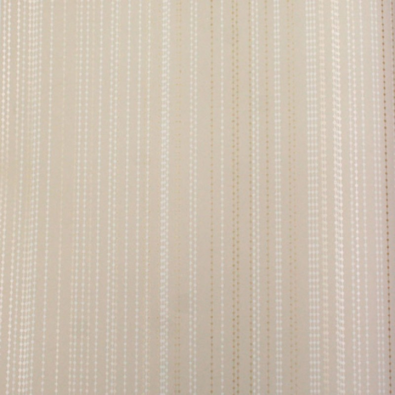 Mood Living Dot Chain Gold and White on Pale Beige Wallpaper 800x800