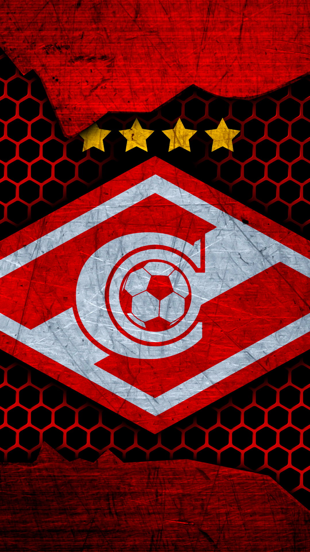 SportsFC Spartak Moscow 1080x1920 Wallpaper ID 787598   Mobile 1080x1920