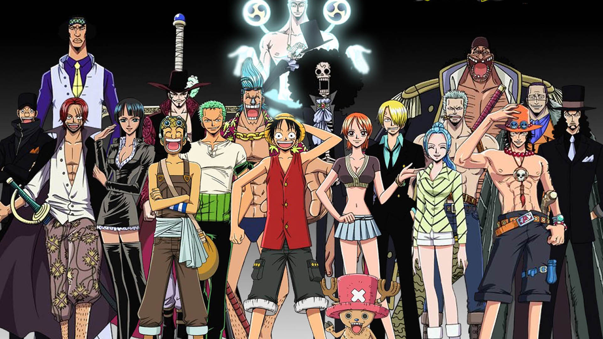 One Piece Wano Wallpaper 1920x1080