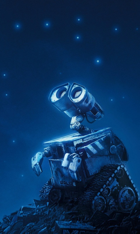 mobile phone 480x800 hd wall e sky mobile phone wallpapers 480x800