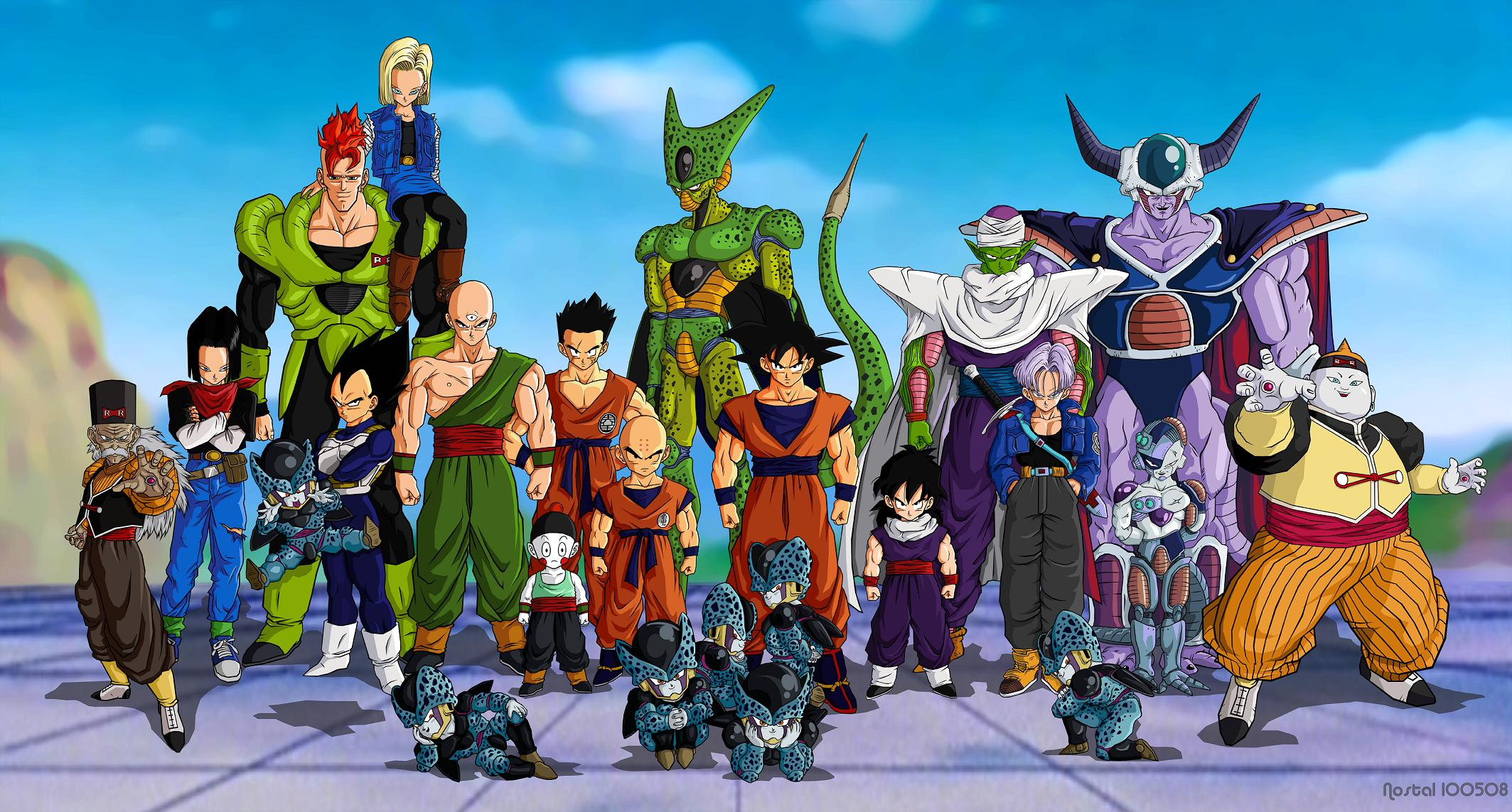 dragon ball gt wallpapers hd   ALOjamiento de IMgenes 2127x1143
