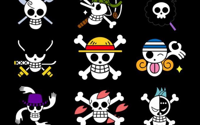 One Piece Straw Hat Crew Wallpaper 680x425