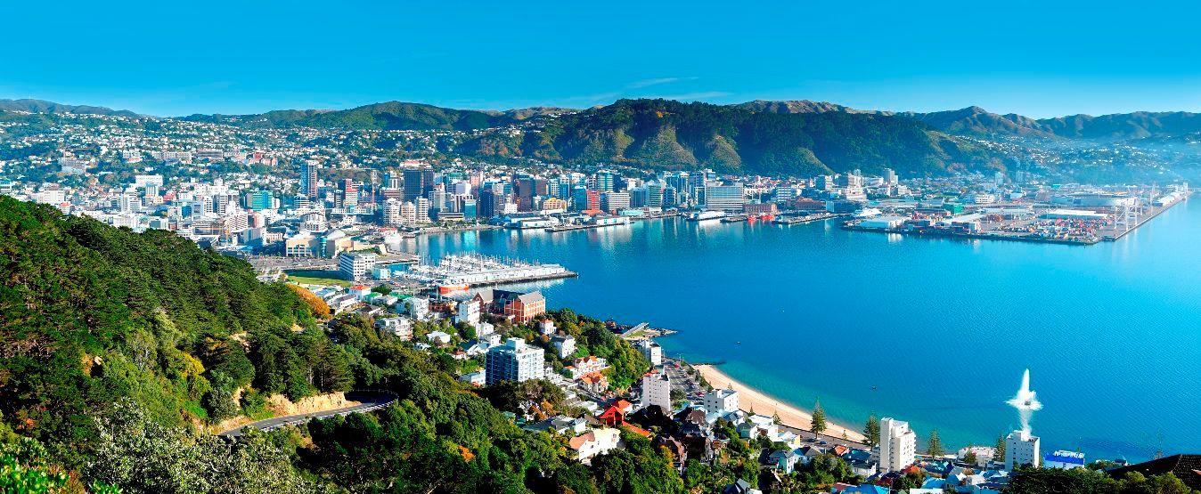 High Res Wellington New Zealand Wallpapers 551608 Ken Dancy 1007 1348x555