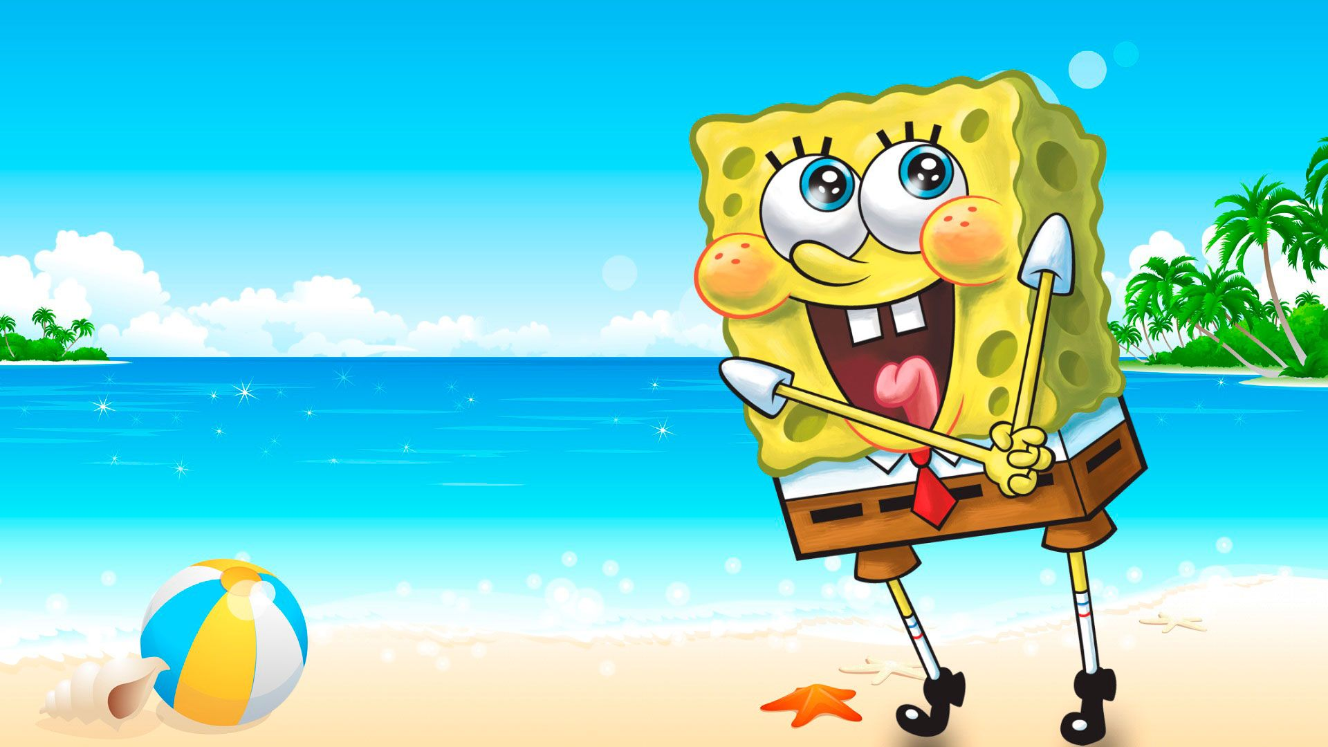 76+ Spongebob Backgrounds on WallpaperSafari