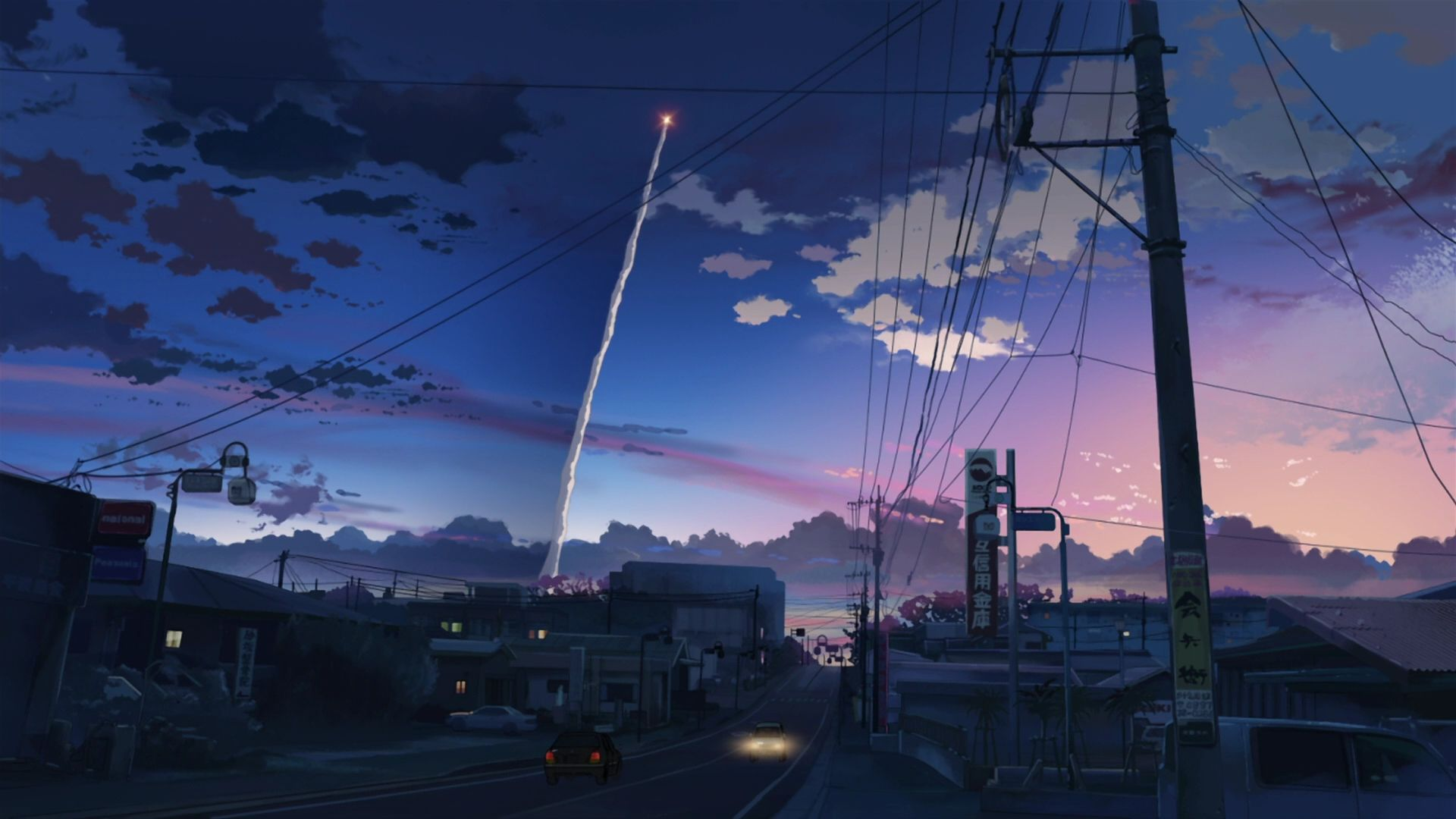 download Aesthetic Anime Desktop Wallpapers Top Aesthetic 1920x1080