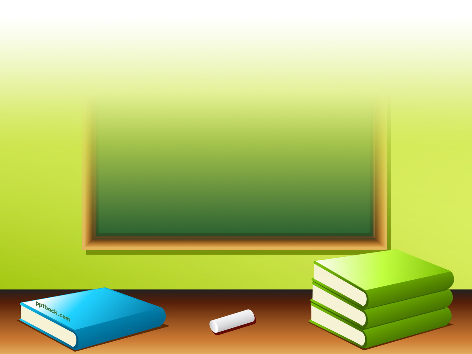 Back to school book pencil eraser PPT Backgrounds for your 1600x1200