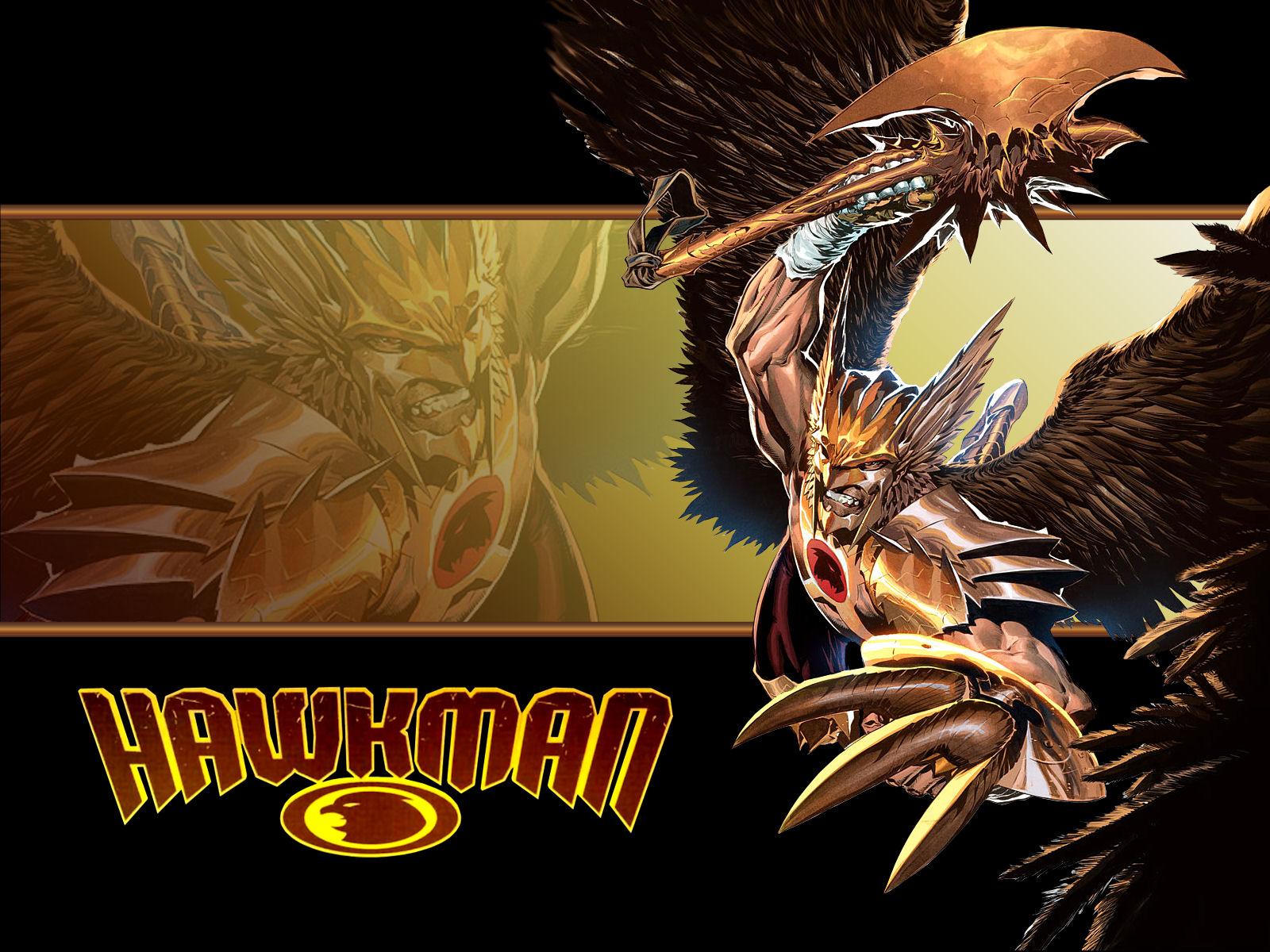 Savage Hawkman Comic Wallpapers WallpapersIn4knet 1600x1200