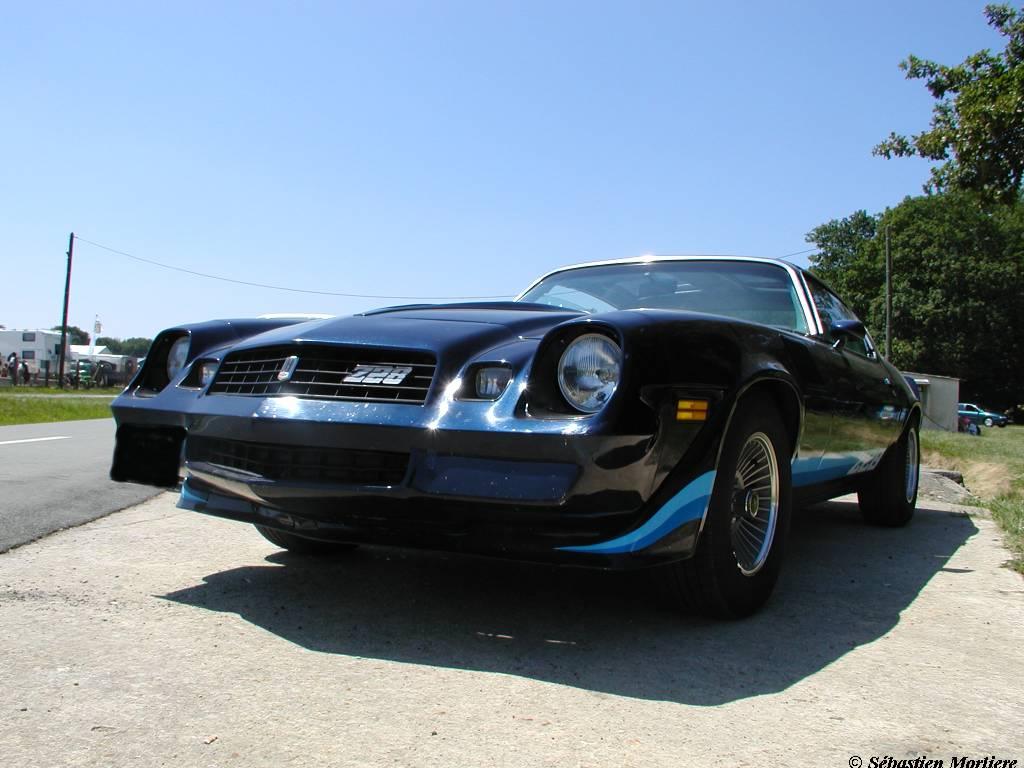Chevrolet Camaro z28 Picture Chevrolet Camaro z28 1979 34 Avant 1024x768