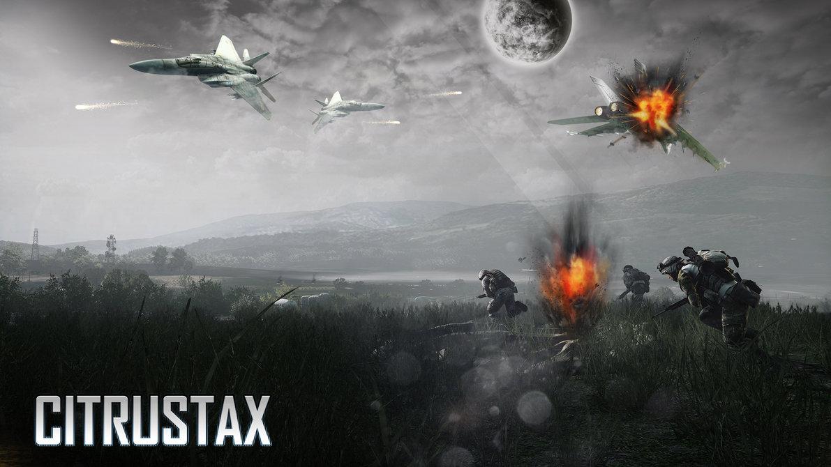 Battlefield 3 wallpaper 1080P by PixelDesignNL 1191x670