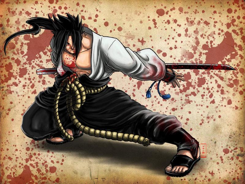 naruto shippuden jinchuriki wallpaper Sasuke   Naruto Shippuuden 800x600